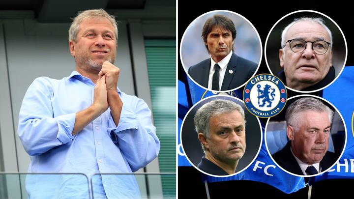 Roman Abramovich Has Paid Out £93m In Compensation To Sacked Managers Since 2004