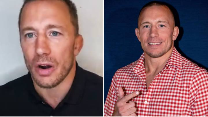 Georges St-Pierre Reveals The Most Humiliating Moment Of His Legendary UFC Career