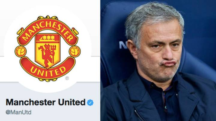 Did Man Utd's Twitter Account Accidentally Post Name Of Transfer Target During Manchester Derby?