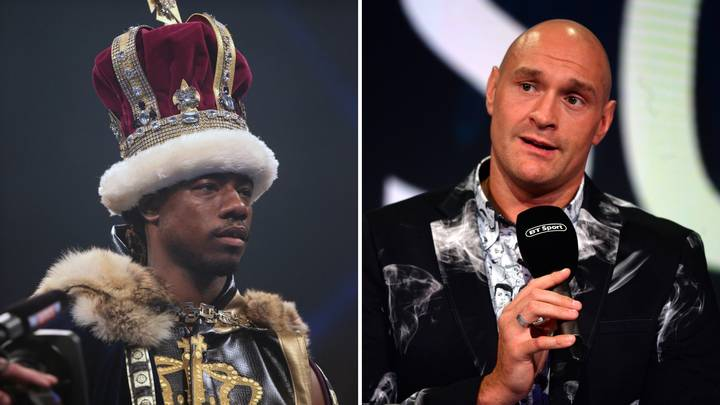 Tyson Fury Is Eyeing Up September Return For Clash With 'Prince' Charles Martin