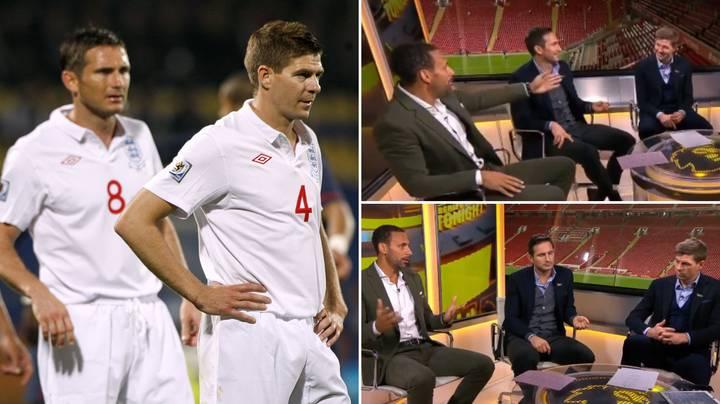 Ferdinand, Lampard And Gerrard Gave A Fascinating Insight On Why England's 'Golden Generation' Failed