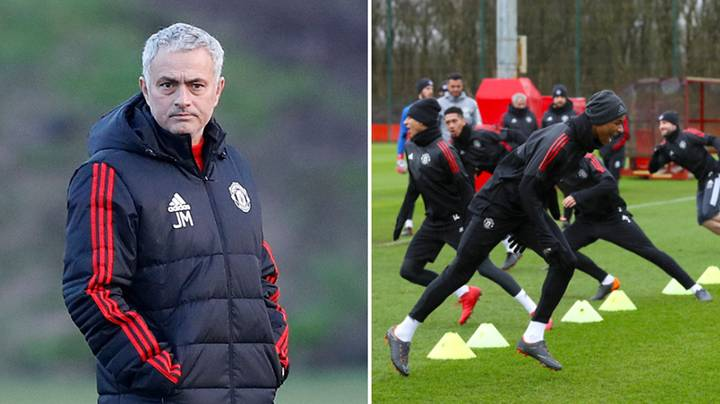 Man United Ban Drones From Training Ground To Stop Spies