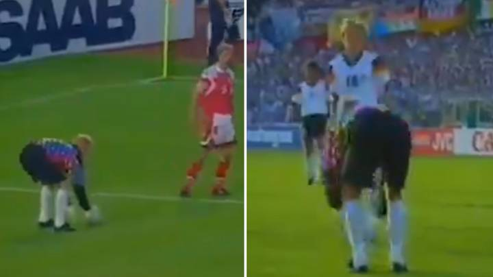 How Peter Schmeichel Changed The Back-Pass Rule In Football Forever