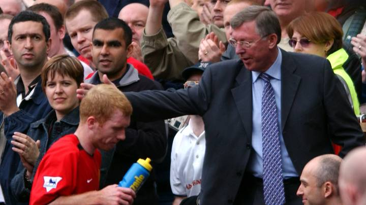 Paul Scholes Thought He Would Have To Leave Manchester United After Sir Alex Ferguson Row