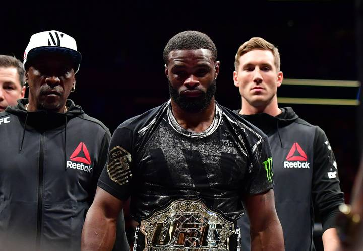 Who Is Jake Paul's Next Opponent Tyron Woodley?