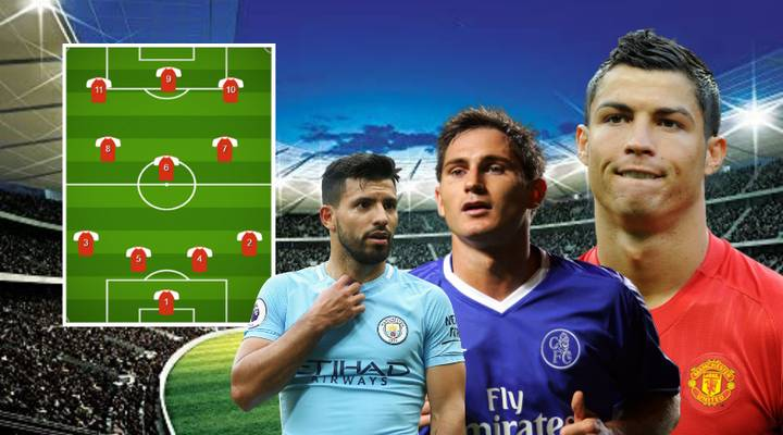 ESPN Reveals The Greatest Premier League XI And Manager Of All Time