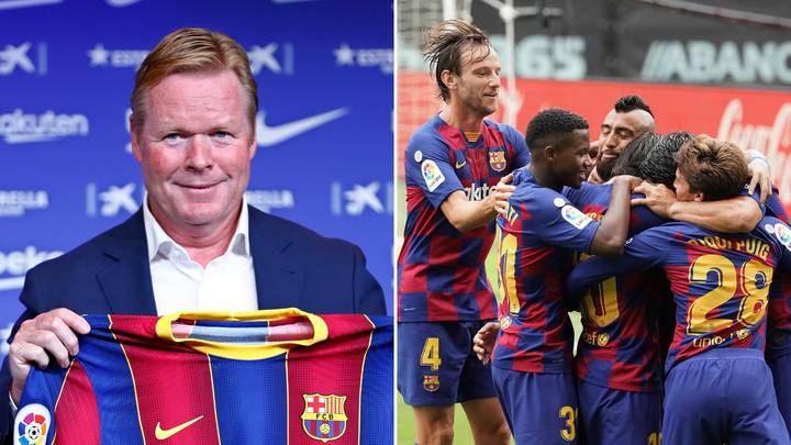The Four Huge Names Ronald Koeman Has Told To 'Leave Barcelona Immediately'