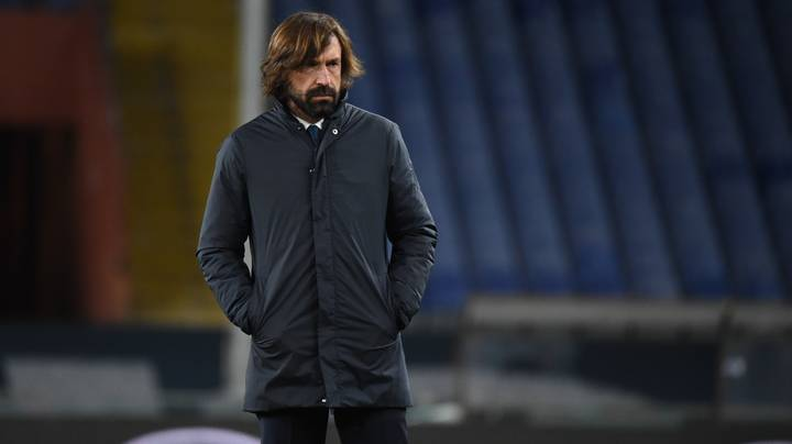 Man Pretending To Be Andrea Pirlo Gets Caught For Getting Clothes Sent To Him