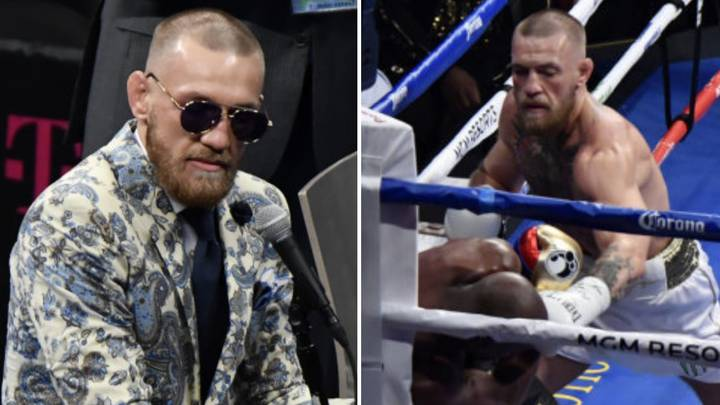 Conor McGregor Revealed His Favourite Boxers Of All Time Ahead Of Floyd Mayweather Fight