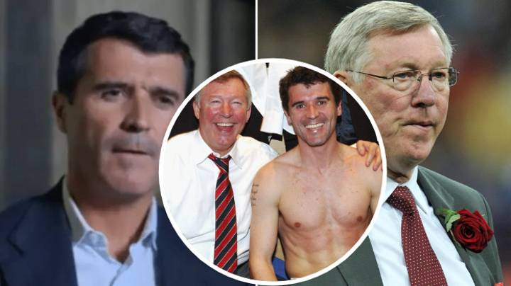What Roy Keane Told Sir Alex Ferguson In Fiery Final Confrontation At Man Utd