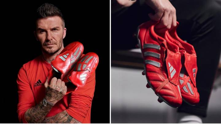 Adidas Release Red Predator Mania Remakes And They Are A Thing Of Beauty