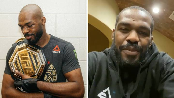 """Jon Jones Responds To Potential Opponent Saying He """"Can't Wait To Fist"""" Him"""