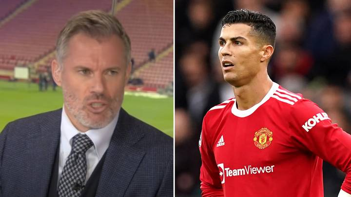 Jamie Carragher Names The 'Problem' Cristiano Ronaldo Makes Worse At Manchester United