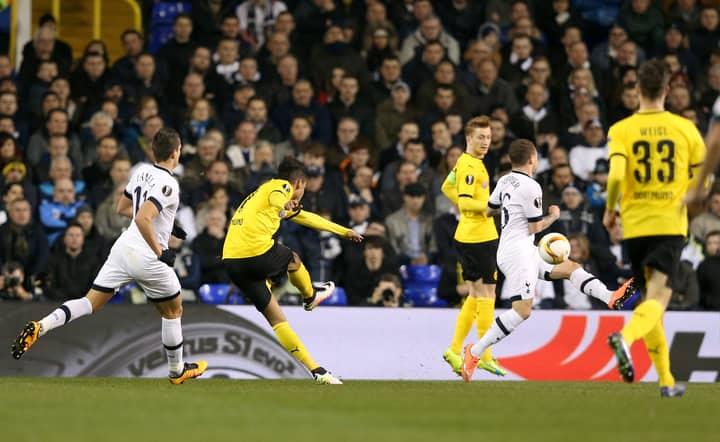 WATCH: Aubameyang Golazo Stuns Spurs