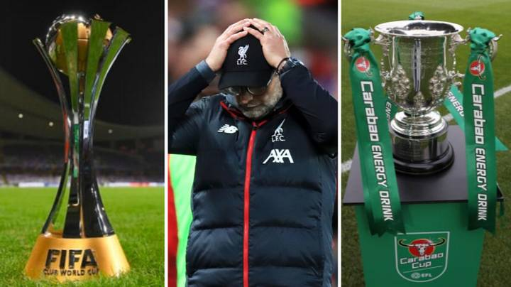 Liverpool Forced To Play Two Teams In Two Different Continents Within 24 Hour Period