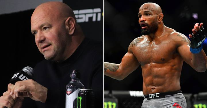 Dana White Says 60 More UFC Fighters To Be Cut After Yoel Romero's Release