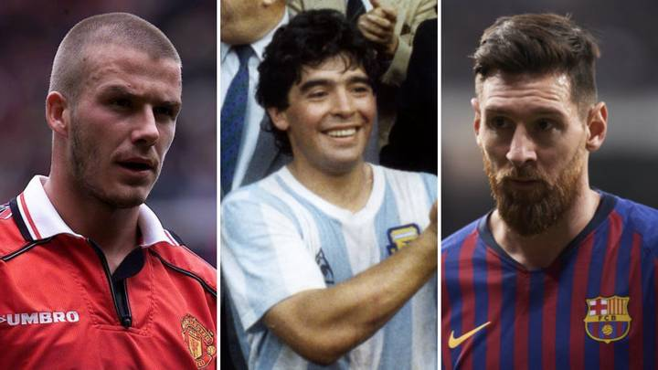 The 10 Greatest Footballers Of All Time Have Been Ranked By Football Fans