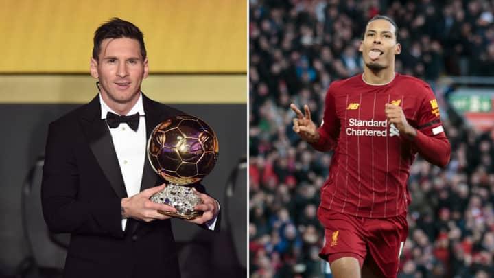 'Leaked Ballon d'Or Rankings' List On Social Media Reveals 2019 Winner