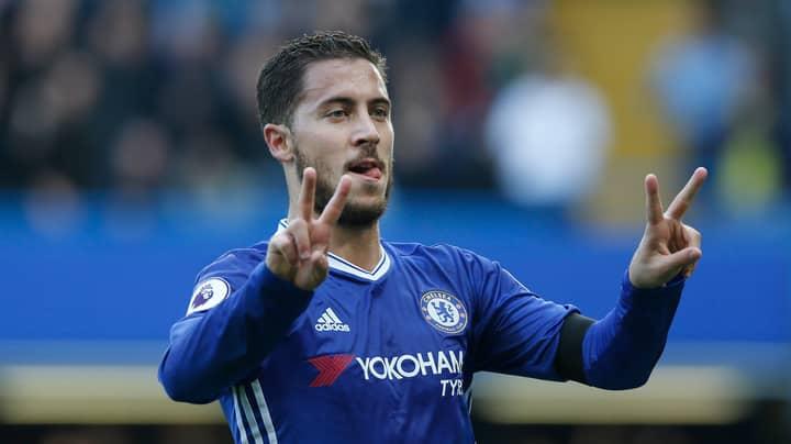 Eden Hazard's Record Against The Top Six Premier League Clubs Is Unreal