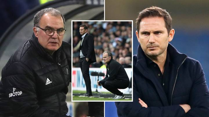 Marcelo Bielsa Opens Up On Relationship With Frank Lampard Since 'Spygate' Scandal