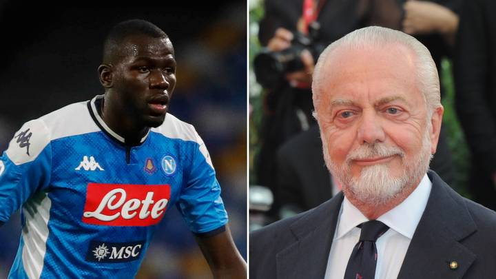 Napoli President Confirms Exactly How Much Kalidou Koulibaly Will Cost This Summer