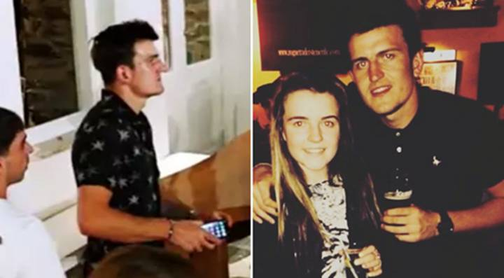 Harry Maguire Got Into 'Mykonos Brawl' After Sister Was 'Stabbed In The Arm'