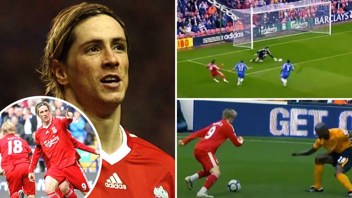Compilation Emerges Of Prime Fernando Torres When He Was The 'Best Striker In The World'