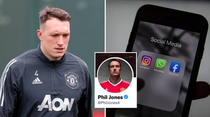 Phil Jones Opens Up On Why He Stepped Away From 'Toxic' Social Media 'A Long Time Ago'