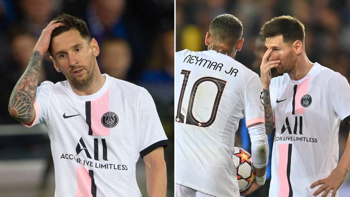 PSG Told They Were 'Better Off' Without Lionel Messi And Are Now A Weaker Team