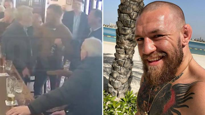 Conor McGregor Assault Victim Responds To Being Barred From Pub After UFC Star's Purchase
