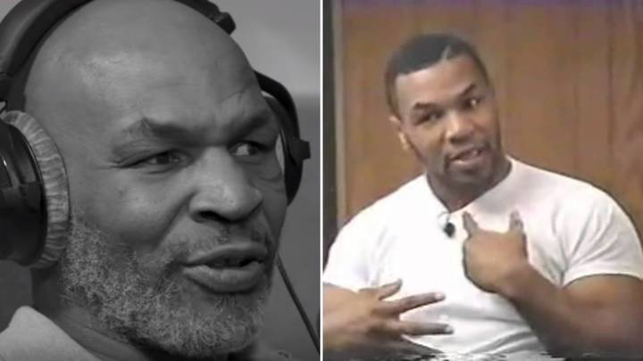 Mike Tyson Discusses The Only Fight He Ever Had In Prison