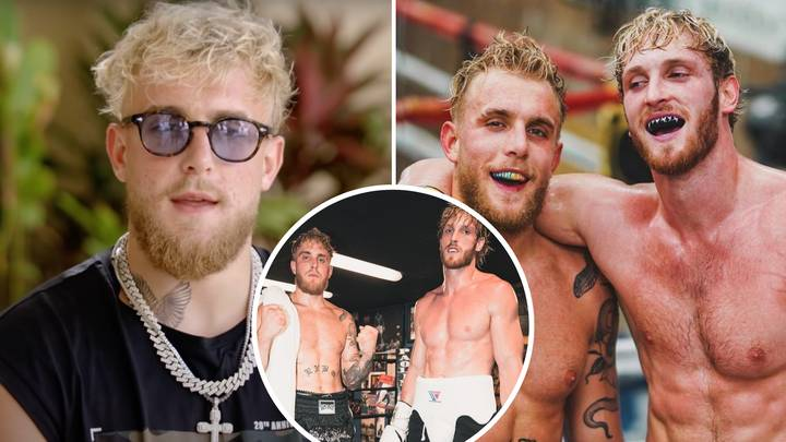 Jake Paul Responds To Rumours Over Huge Boxing Fight With Logan Paul
