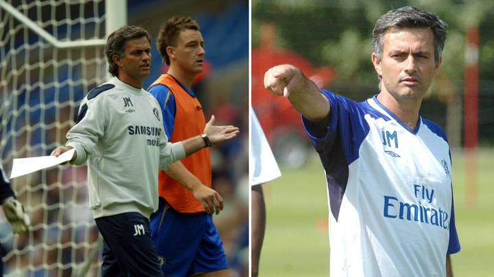 John Terry's Classic Story Of What Jose Mourinho Did On First Day Of Pre-Season