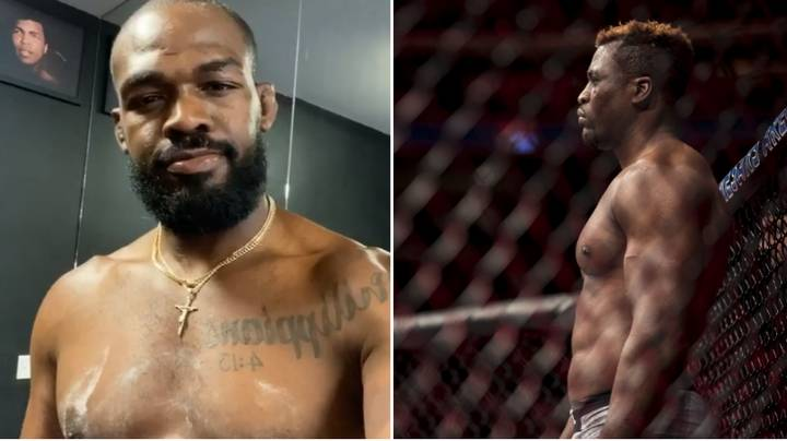 Jon Jones And Francis Ngannou Release Statements After Negotiations With UFC For Super-Fight