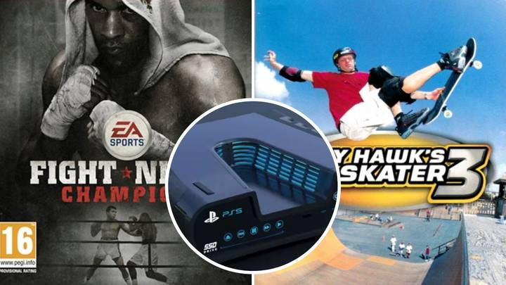 PlayStation 5 Could Be Backwards Compatible With Games From Sony's Past Consoles