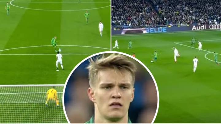 Martin Odegaard's Stunning Individual Highlights Proves He Should Be Starting For Real Madrid