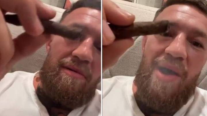 Fans Worried About Conor McGregor's Latest Deleted Social Media Video