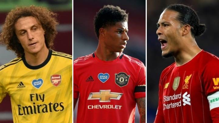The 10 Most Trolled Premier League Players On Twitter Have Been Revealed