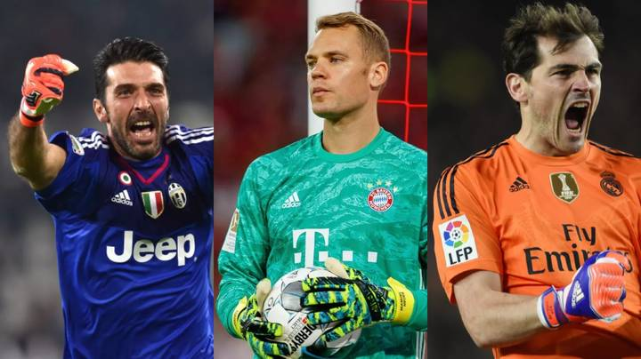 The 10 Best Goalkeepers Of All Time, Named And Ranked