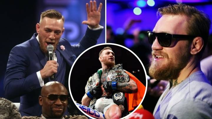 UFC Superstar Conor McGregor Announces Retirement From MMA Again