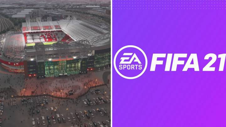 Manchester United's New FIFA 21 Walk-Out Leaked Online