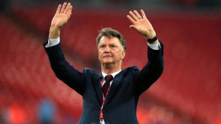 Louis van Gaal Could Be Managing At The 2018 World Cup