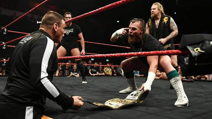 NXT UK TakeOver Blackpool II: Live Stream Details For WWE Show At The Empress Ballroom