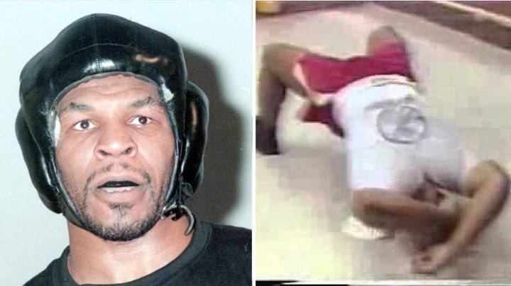 A Prime Mike Tyson's Daily Training Routine And Diet Plan Was Extremely Intense