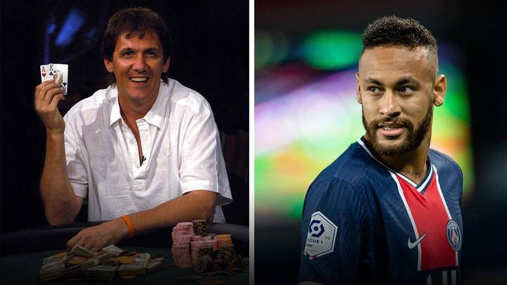 Five Of The Best Poker Players From The Football World