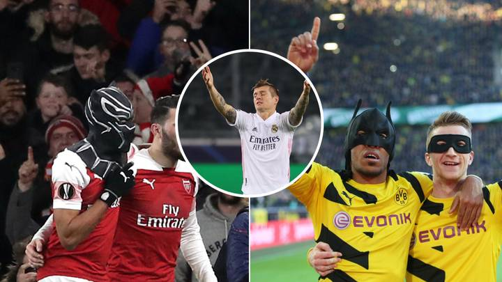 Real Madrid Midfielder Toni Kroos Launches Bizarre Attack On Arsenal Captain Pierre Emerick-Aubameyang