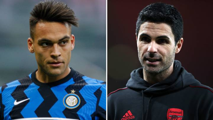 Arsenal Prepare 'Player-Plus-Cash' Offer For Lautaro Martinez, Inter Milan Star Will ONLY Leave For Three Clubs