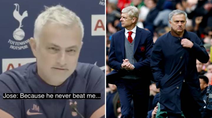 Jose Mourinho Took A Dig At Arsene Wenger Over His New Book