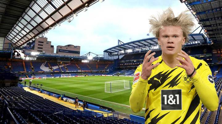Chelsea Will Reportedly Open Talks With Erling Haaland 'Next Week' And Offer £78 Million