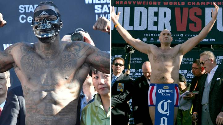 Deontay Wilder And Tyson Fury Ended In A Controversial Draw After Two Knockdowns
